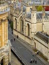 Photograph of Catte Street Oxford