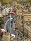 Photograph of  Oxford High Street
