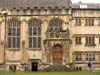 Photograph from Exeter College  at  Oxford