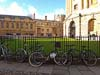 Photograph from Radcliffe Square   at  Oxford