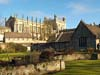 Christ Church College at Oxford