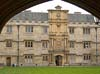 Photograph  Merton College Oxford