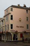Mitre Hotel  at Oxford