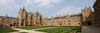 Keble College   Oxford  pano