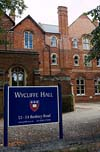 Wycliffe College on the Banbury Road  Oxford