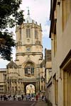 Old Tom Tower Oxford